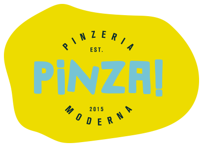 <p>It's not Pizza,</p>  <p>It's Pinza!</p>
