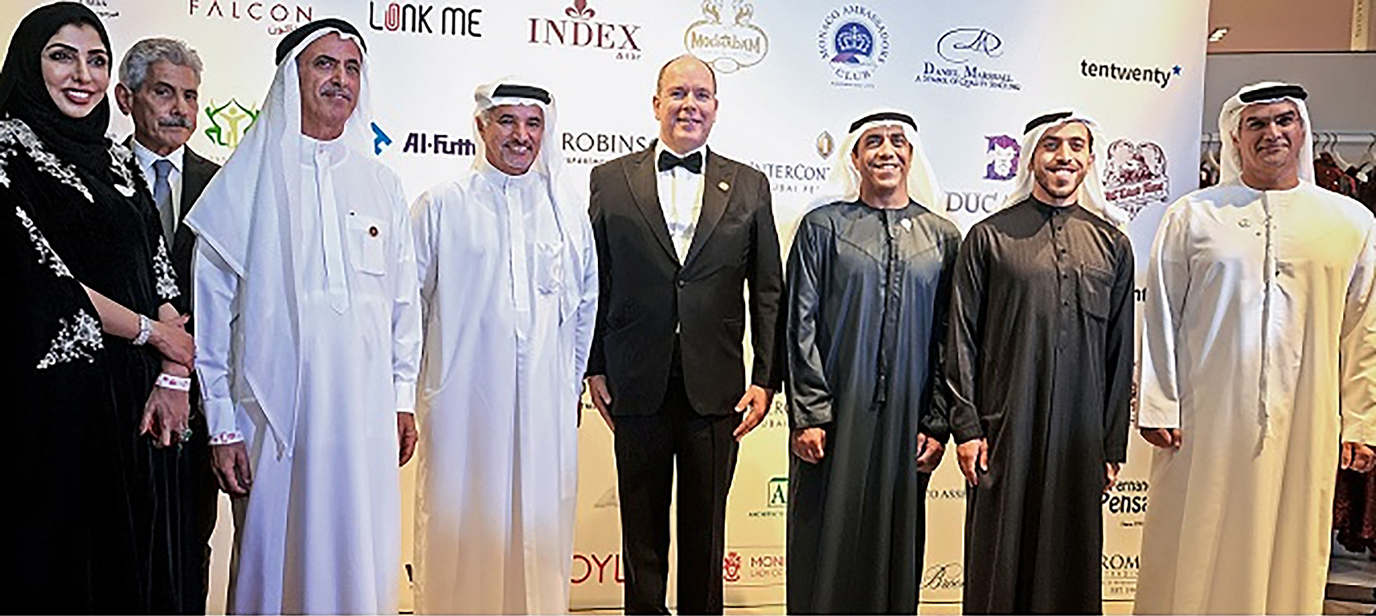 HSH_Prince_Albert_II_of_Monaco_attends_fundraising_initiative_at_ROBINSONS_in_Dubai